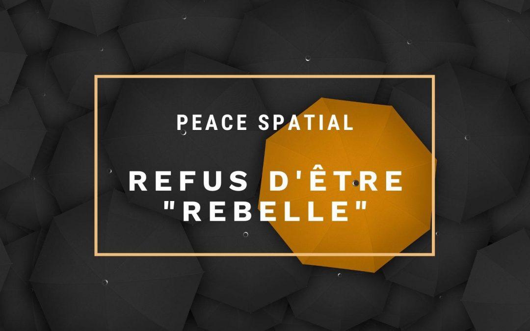 Refus d'être « rebelle »